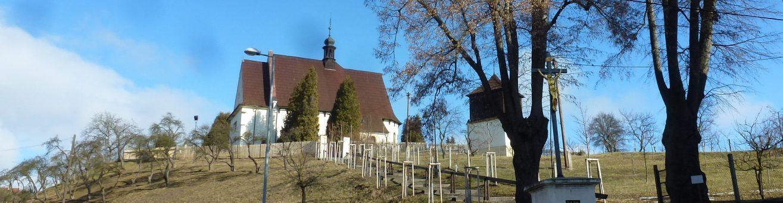 Vítejte na stránkách římskokatolických farností Bošín, Hrubý Jeseník, Křinec, Loučeň, Mcely, Rožďalovice a Žitovlice